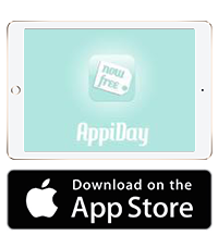 appiday ipad application, best deals and freebies on the app store